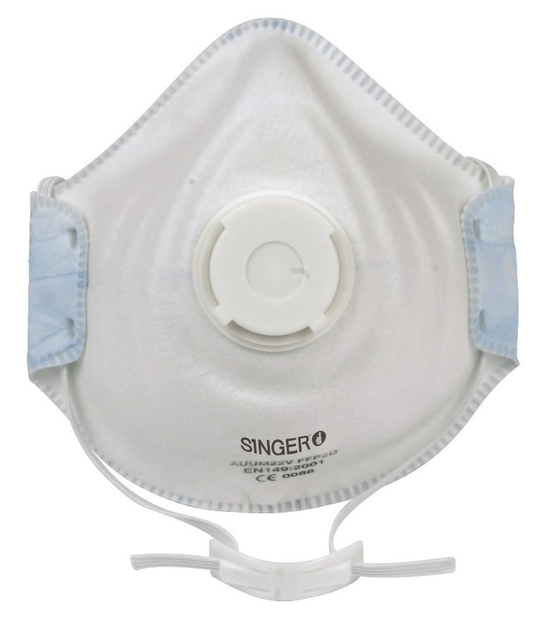 204030 nautix - Masque de protection à valve